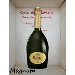 Champagne 'R' Ruinart coffret - Magnum 150cl