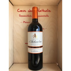 Graves Rouges Chateau d'Archambeau 75 CL