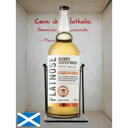 Whisky 4.5 L flatnose blended scotch whisky