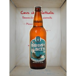 Bière blonde Birds and Bees 50cl
