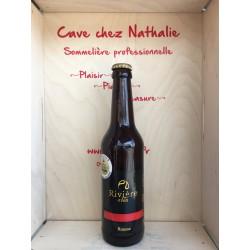 Bière Rousse Rivère d'Ain 33cl