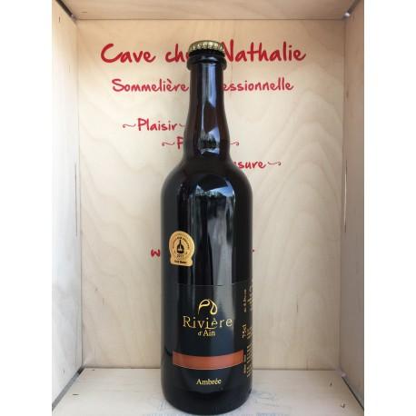 Bière Ambrée Bresse 75 cl