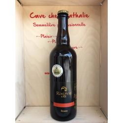 Bière Rousse Mont du Bugey 75 cl