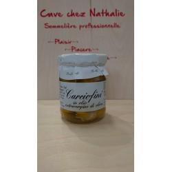 Artichauts à l'huile d'olive - Carciofi