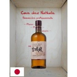 Whisky miyagikyo single malt of 45%