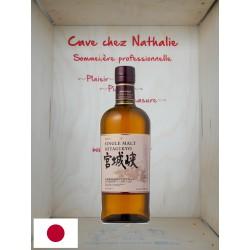 Whisky miyagikyo single malt of 45%