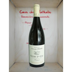 "Givry 1er Cru ""Crausot"" blanc - Domaine Christophe Drain"
