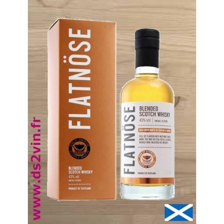 Flatnose Blended Scotch Whisky   43° - 70cl