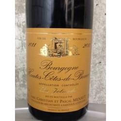 """Hautes Côtes de Beaune """"La Jolivode"""" - Domaine de la Jolivode"""