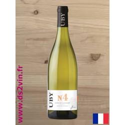 "Côtes de Gascogne ""Uby n°4"" - Domaine Uby"