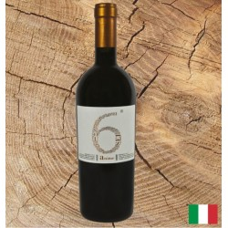 IGP Puglia rouge 6 Anime - Cignomoro srl