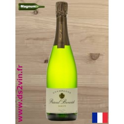 Magnum Champagne brut - Pascal Benoist