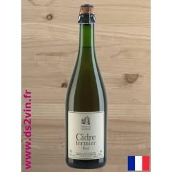 Cidre Brut Fermier - Manoir de Grandouet - 75cl