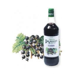 Sirop de Cassis - Bigallet - 1 litre