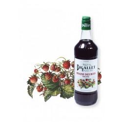 Sirop de Fraise des Bois - Bigallet - 1 litre