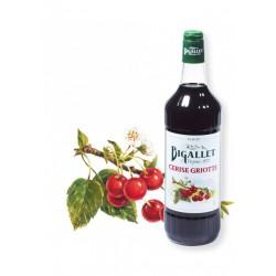 Sirop de Cerise Griotte - Bigallet - 1 litre