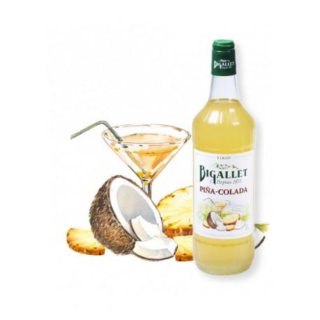 Sirop Pina Colada - Bigallet - 1 litre