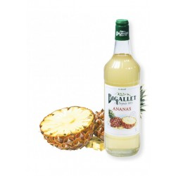 Sirop d'Ananas - Bigallet - 1 litre