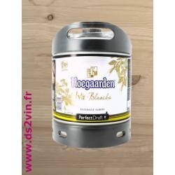 Fut de bière blanche Hoegaarden 6L