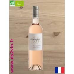 Côtes de Provence - L'Echappée Belle rosé Bio - Mas de Cadenet 75cl
