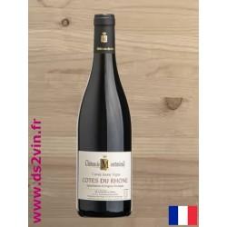 Côtes du Rhône Cuvée Jeune Vigne rouge - Château de Montmirail - 75cl