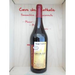 AOC Côtes du Jura - Rouge Tradition 2012