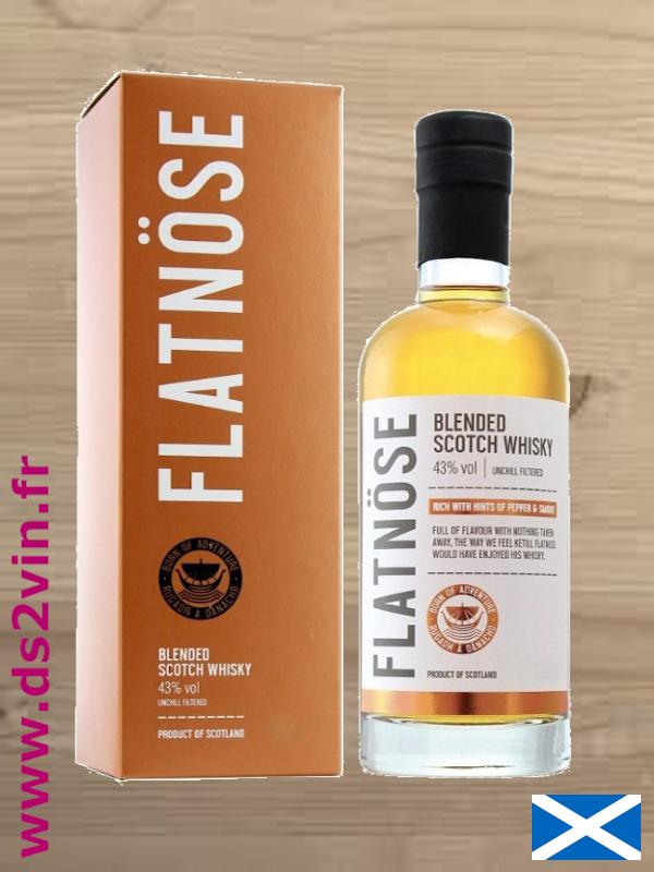 Whisky flatnoze